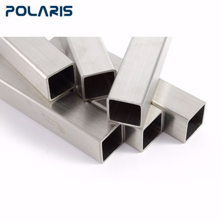 Picture for category SS Square structure tubes